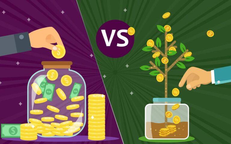 Saving vs. Investing – More Similarities Than You Think!